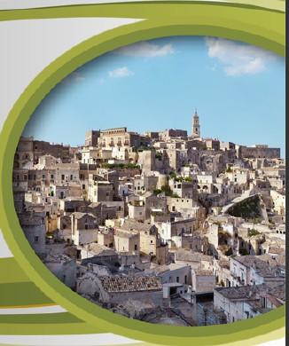 Matera, smart city della geologia