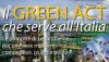 Il Green Act che serve all'Italia. Le proposte di Legambiente per far ripartire il Paese