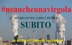 """Le 25 associazioni """"In nome del popolo inquinato"""", scrivono al Premier Renzi, ai Ministri e ai deputati"""