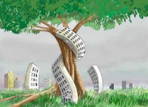 Consumo di suolo: «Cominciamo a recuperare terreno»