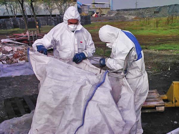 Bonifica siti e beni contenenti amianto, nuova circolare del Minambiente