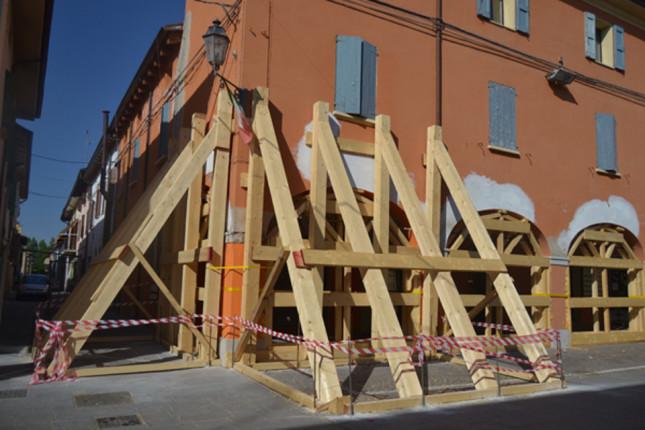Ricostruzione in Emilia, sei mesi in più per chiedere i contributi