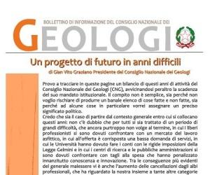 Bollettino Geologi marzo/giugno2015