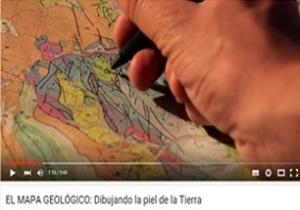 """""""EL MAPA GEOLÓGICO: DIBUJANDO LA PIEL DE LA TIERRA"""""""