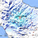 Le notti insonni di Campobasso tra paura del terremoto e gelo