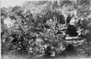 8 Gennaio 1922, Messina: 94 anni fa la devastante frana di San Fratello