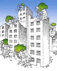 Consumo di suolo: «Urgente dotare l'Italia di una legge efficace». Appello di 6 Associazioni