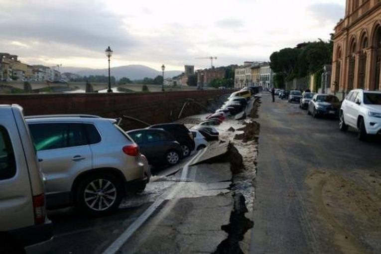 Firenze in diretta: le dichiarazioni dei geologi