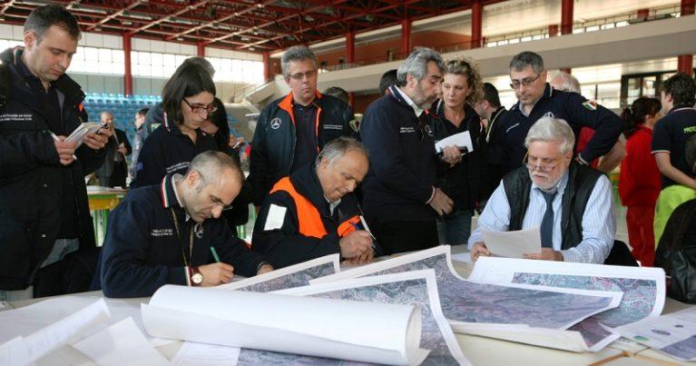 Terremoto centro-Italia: Istituita la direzione di comando e controllo (DI.COMA.C.)
