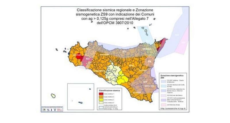 """Geologi: """"In Sicilia ben il 92 per cento degli edifici scolastici è in aree  potenzialmente ad elevato rischio sismico"""""""
