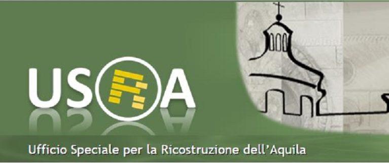 Sisma del 6 Aprile 2009: avviso pubblico per operatori economici interessati agli interventi di ricostruzione