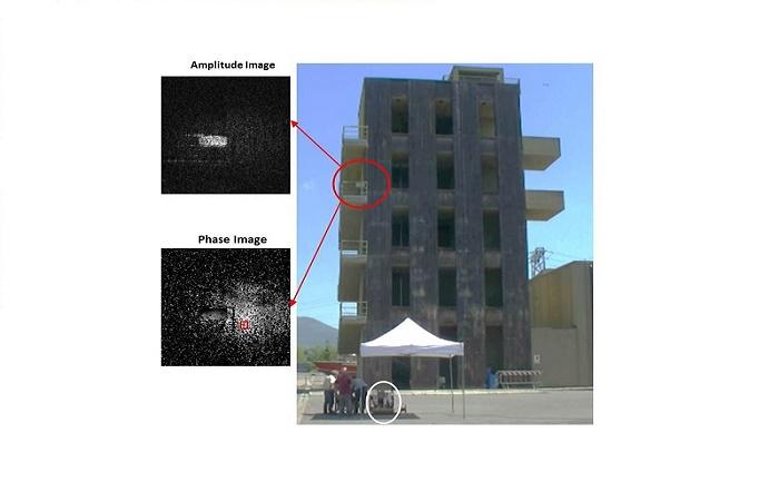 Olografia digitale per monitorare le oscillazioni degli edifici e valutarne la risposta sotto sisma