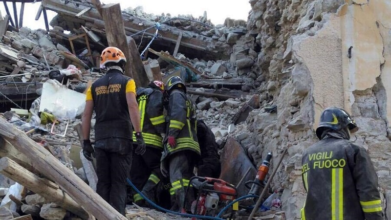 Terremoto centro-Italia: messa in sicurezza edifici e Gruppi Tecnici di Sostegno