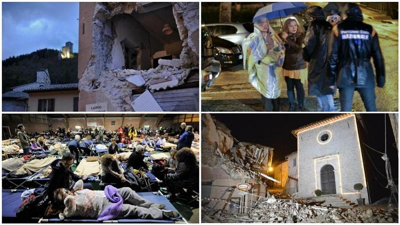 La terra continua a tremare in Centro Italia, nuova scossa di terremoto questa mattina