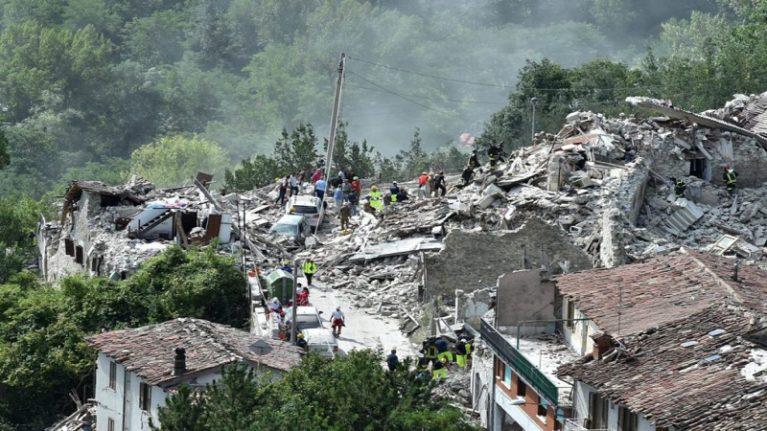 Terremoto, questa settimana in Cdm il decreto: Invitalia centrale unica di committenza