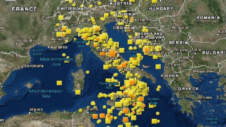 Conosci i rischi del tuo territorio? Scoprili con le mappe interattive di #IoNonRischio