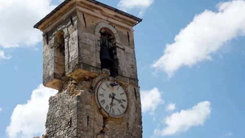 Terremoto, entro il 17 novembre i decreti Mef sugli aiuti alla ricostruzione privata