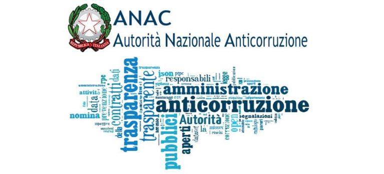 Trasparenza Pubblica amministrazione: pubblicate le linee guida ANAC