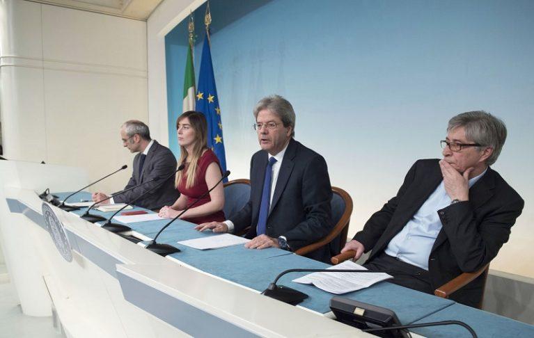 Decreto terremoto, rinviato il pacchetto di sgravi fiscali «pesanti»