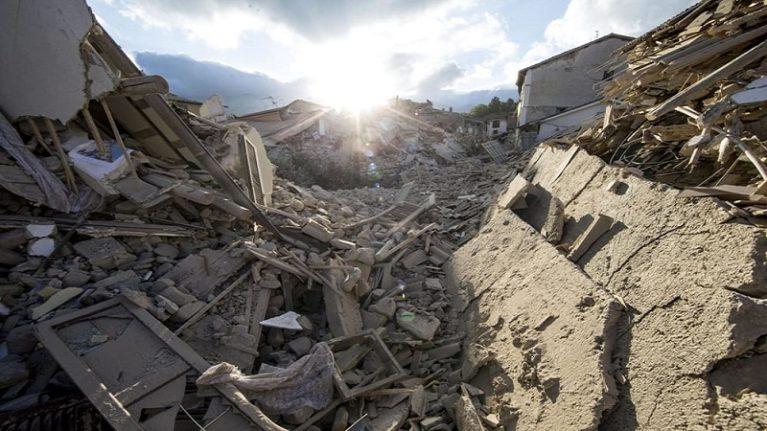 Terremoto centro-Italia: novità in tema di materiali da scavo e di Mud