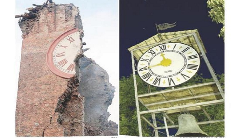 Emilia, la rivincita sul terremoto