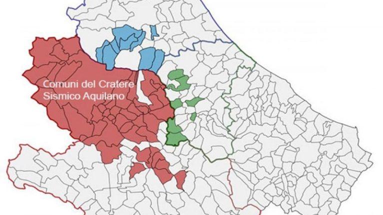 Cratere sismico L'Aquila: ecco la graduatoria dei progetti