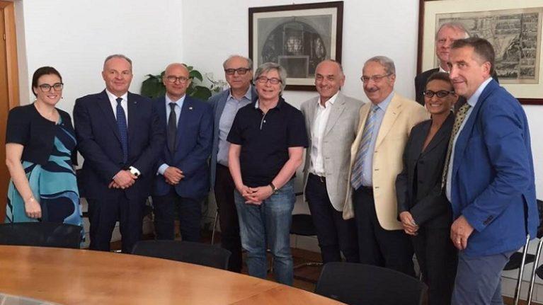Sisma, firmato nuovo Protocollo tra RPT e Commissario straordinario Vasco Errani
