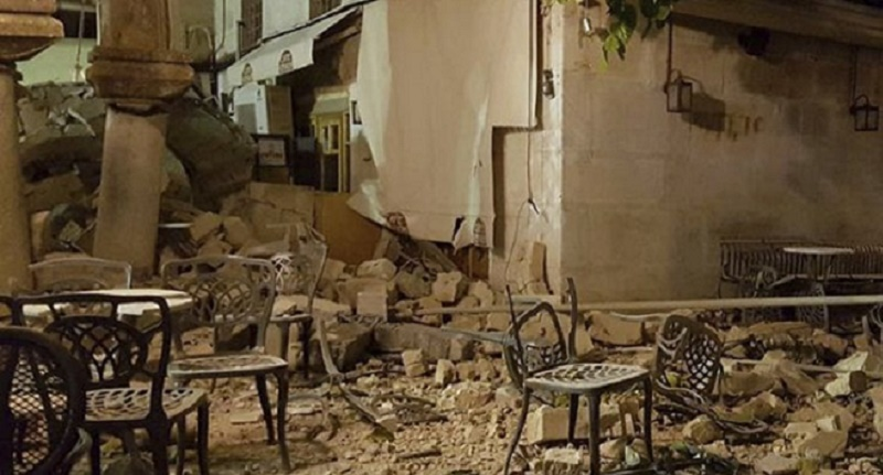 """Sisma di magnitudo 6,7 tra Grecia e Turchia. Due morti a Kos. A Bodrum """"piccolo tsunami"""""""