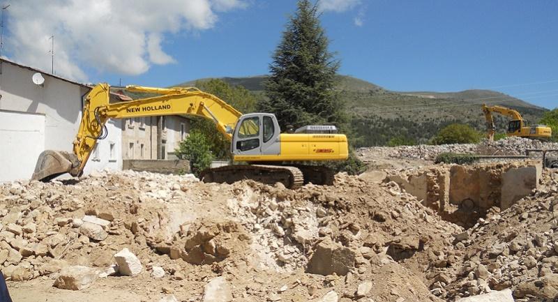 Sistri, pubblicata la procedura per il tracciamento delle macerie del sisma del 6 aprile 2009