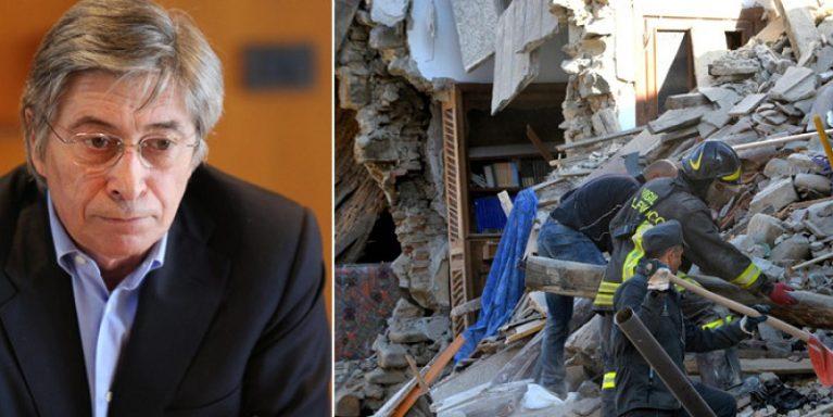 Il Commissario straordinario per la ricostruzione post sisma 2016 Vasco Errani incontra i professionisti tecnici ad Accumoli