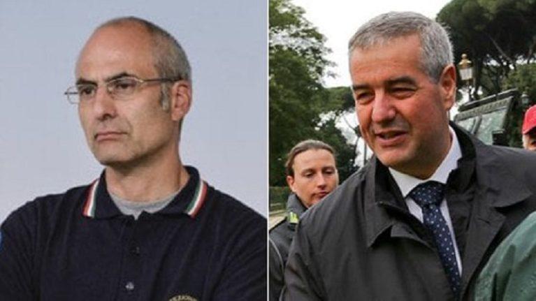 Curcio lascia, Borrelli capo della Protezione civile