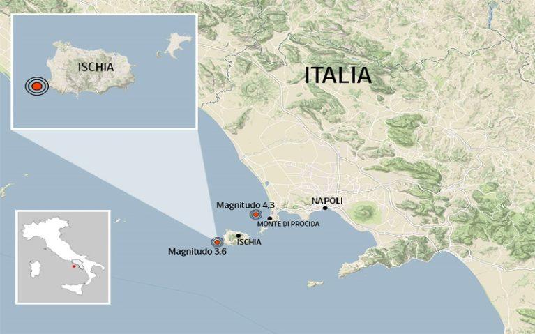 Terremoto Ischia, Francesco Peduto, Presidente CNG: allucinante morire per sisma di questa entità