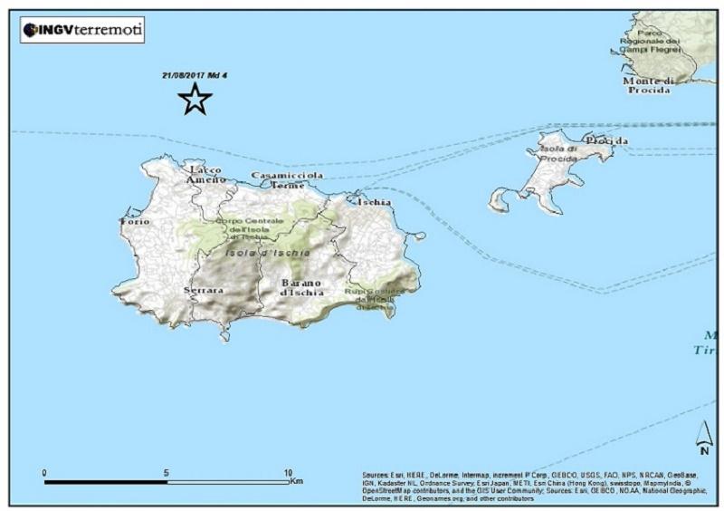 Speciale terremoto Ischia