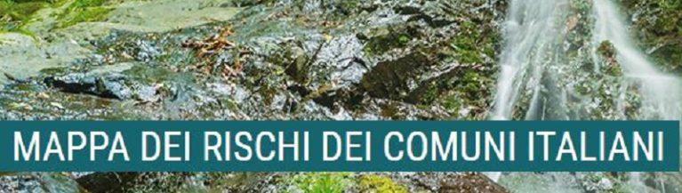 I rischi naturali in Italia racchiusi in un'unica mappa