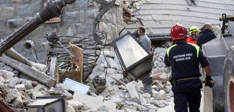 Terremoto Ischia: operative le prime squadre di geologi