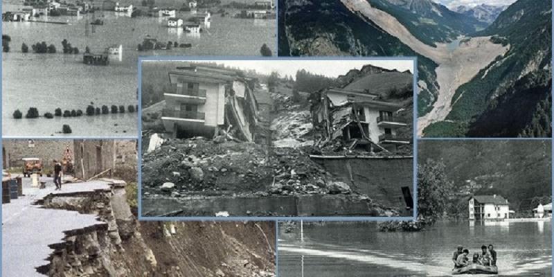 La Valtellina trent'anni dopo. Geologi e politici a confronto