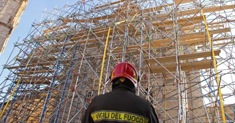 Centro Italia, allo start 321 cantieri di opere pubbliche e beni culturali per 379 milioni di euro