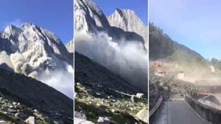 Frana in Svizzera, i geologi: la Valchiavenna è un territorio a rischio idrogeologico