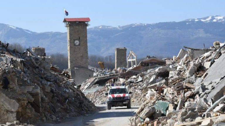 Terremoto centro Italia: nel decreto fiscale misure per accelerare la ricostruzione