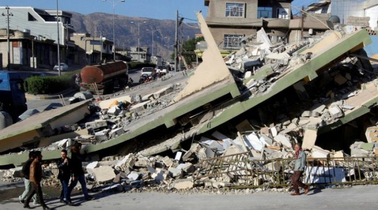 Terremoto fra Iran e Iraq. La Turchia tende la mano