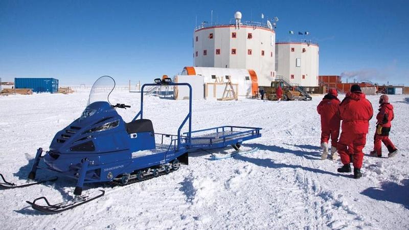 Polo Nord, il mega-laboratorio che cela i destini della Terra