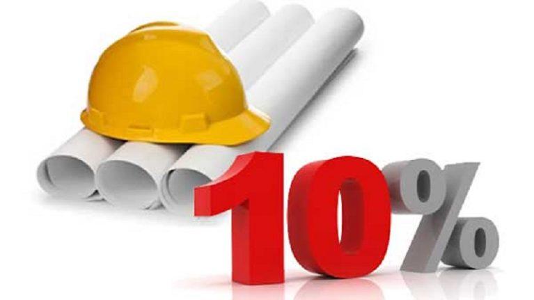 Interventi di recupero edilizio: l'aliquota Iva è del 10%. Ultimi chiarimenti