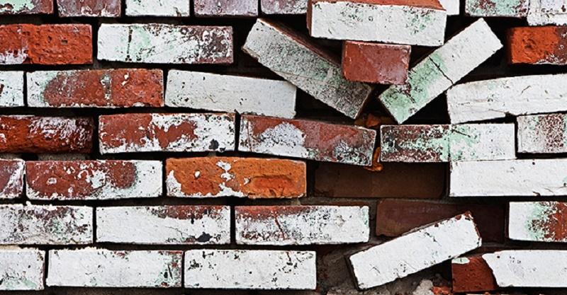 Qui crolla l'edilizia
