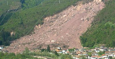 Incarichi di studi geologici in zone di instabilità della Regione Lazio
