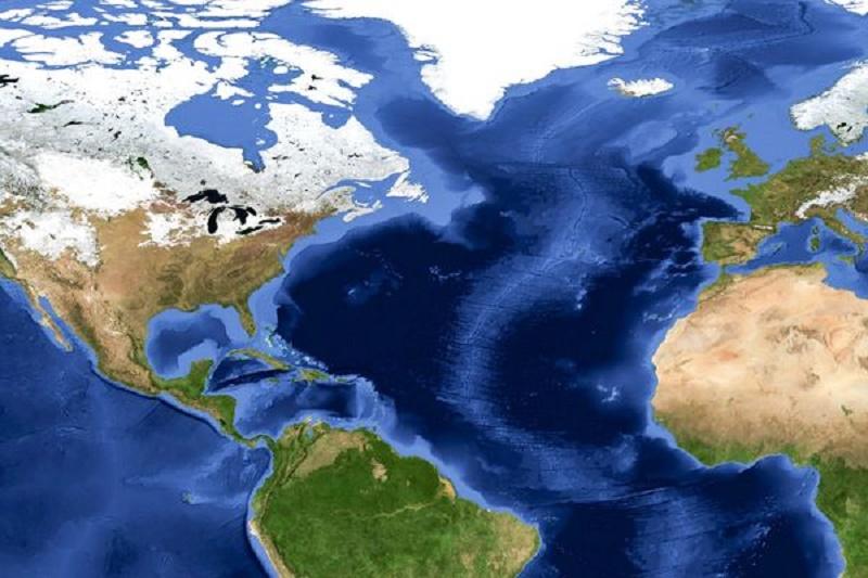 Il Golfo perde la corrente l'Atlantico sarà uno stagno