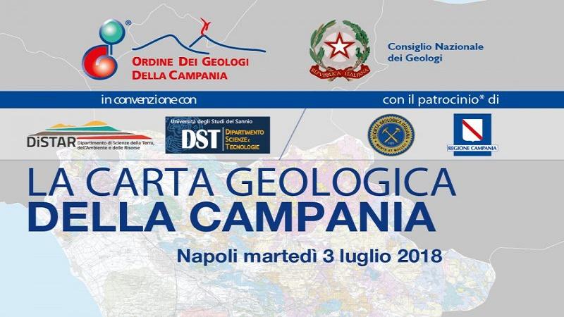 """Convegno """"La carta geologica della Campania"""""""