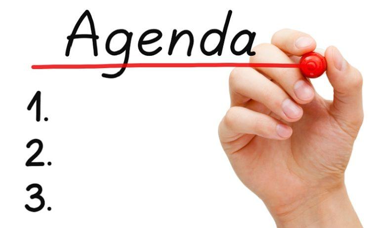 I professionisti dettano l'agenda