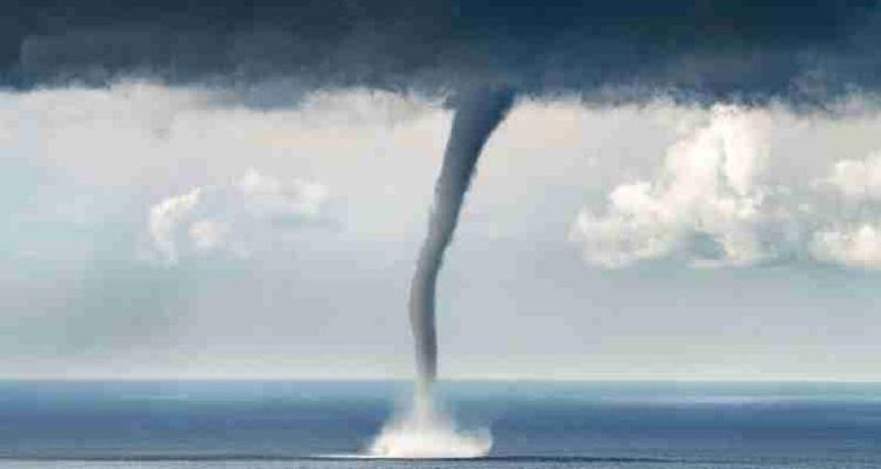 Clima: studio ENEA – CNR, aumento tornado violenti nel Mediterraneo per il riscaldamento globale