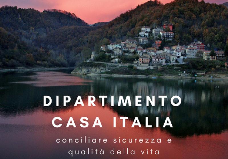 """Palazzo Chigi assorbe Casa Italia: chiude il dipartimento, resta il """"progetto"""""""