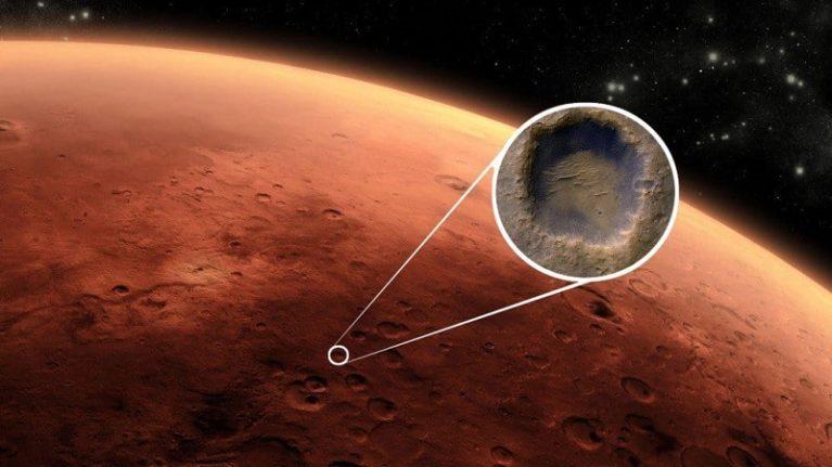 Acqua su Marte. Un lago salato sotto i ghiacciai